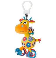 """Playgro. Игрушка подвеска """"Жираф Джери"""" (25229)"""