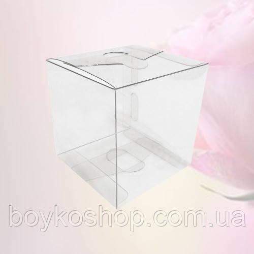 Коробка висічка 150*150*150 харчова
