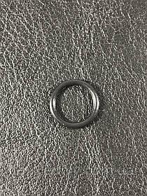 Кільце білизняний 10 мм колір чорний пластик