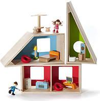 Кукольный домик - трансформер Hape (E3404), фото 1