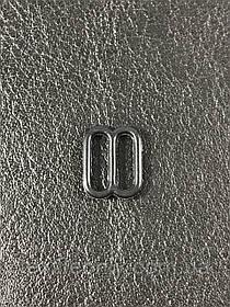 Перетяжка білизняна 10 мм колір чорний пластик