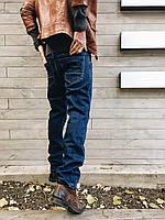 Джинсы SuperLapp 40411 на флисе мужские, фото 1