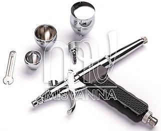 Комплект аэрографа TG-168 для визажа и дизайна ногтей (без компрессора)