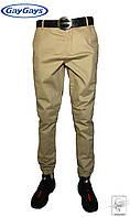 Брюки Jay Jays оригинал р. 34 джинсы бежевые узкие прямые весенние демисезонные мужские