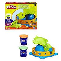 """Play-Doh. Игровой набор с пластилином """"Забавная черепашка"""" (A0653)"""