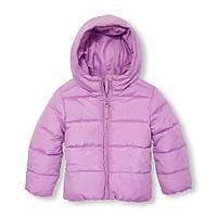 Дутая демисезонная куртка для девочки The Childrens Place (США)