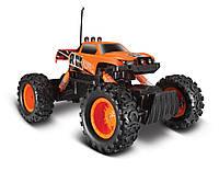 Автомодель на р/у Maisto Rock Crawler оранжевый (81152 orange)