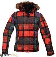 Женская лыжная курточка Foxi-klub