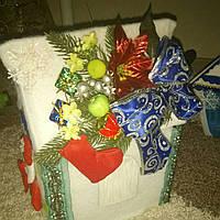 Новогодняя упаковка для подарков