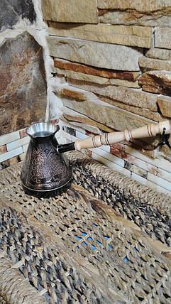 Турка медь 250 мл (Славянск), фото 2