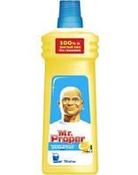 Mr.Proper. Жидкость моющая для полов и стен Лимон 750 мл (157378)
