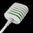 Зарядное устройство Promate myCharge-6 White, фото 2