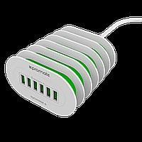 Зарядное устройство Promate myCharge-6 White