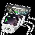 Зарядное устройство Promate myCharge-6 White, фото 3