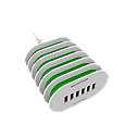 Зарядное устройство Promate myCharge-6 White, фото 6