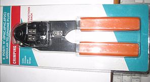 Обжимний інструмент / обтиск RJ-12 (6P6C/6P4C)