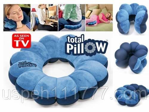 Подушка универсальная Total Pillow