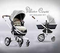 Универсальная коляска 2в1 Silver Cross Surf Aston Martin