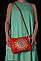 Кожаная женская сумка, фото 6