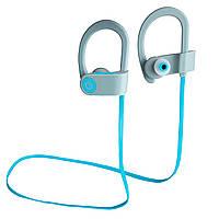 Беспроводные наушники Romix S3 Sport Wireless Headphone Blue-Grey