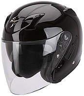 Открытый шлем Scorpion EXO-220 черный, XL, фото 1