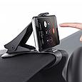 Автодержатель для телефона Promate EZGrip-2 Black, фото 7
