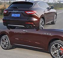 Хром-набор для Maserati Levante (8 шт)