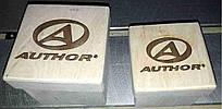 Короб скрышкой  с логотипом