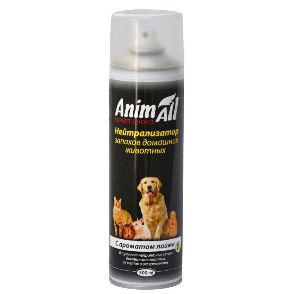 AnimАll  нейтрализатор запаха домашних животных 500мл
