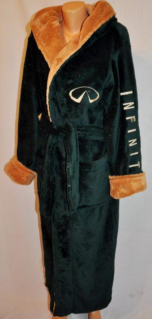 Качественный махровый халат для мальчика (8-10 лет) оптом и в разницу