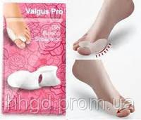 Гелевые накладки Valgus Pro для коррекции косточки на ноге, 2 штуки в комплекте.