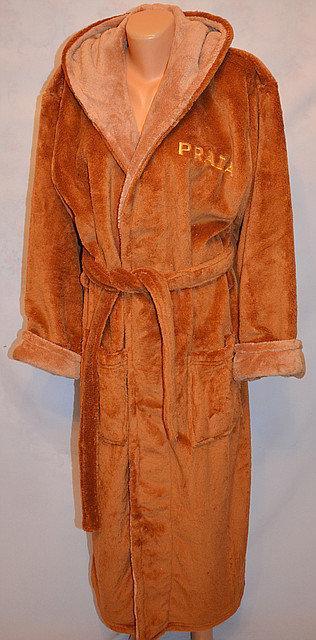 Домашний махровый халат для мальчика (6-8 лет)  оптом и в разницу