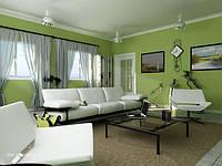 Високоякісна шпаклівка стін і стель під фарбування, фото 1
