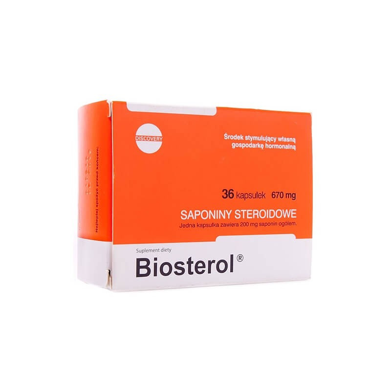 Megabol Biosterol 36 caps