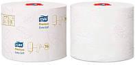 Туалетная бумага в рулонах Tork Premium супер мягкая 3сл\ 70м