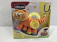 Котенок оранжевый Сhicco