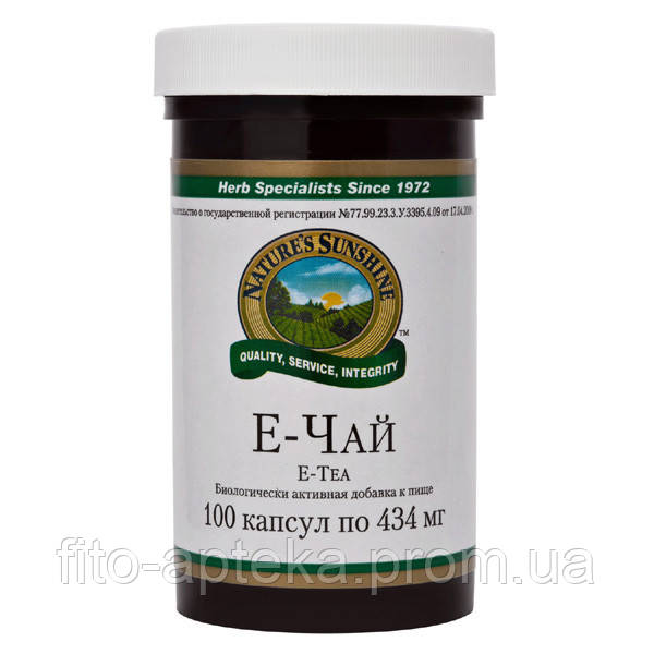 "E-Tea Е-чай (Чай ""Ессиак"")"