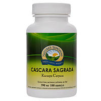 Cascara Sagrada Каскара Саграда (Кора жостера - слабительное)
