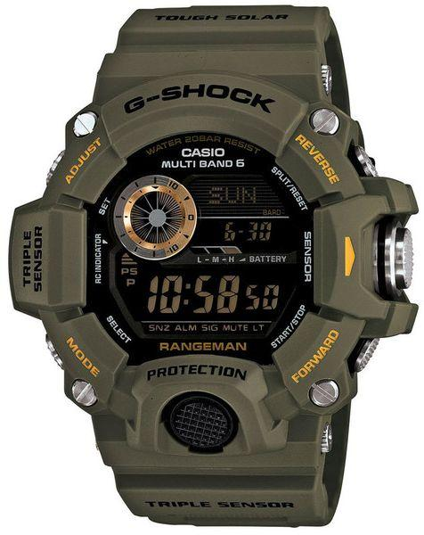 Часы Casio G-Shock GW-9400-3 Rangeman