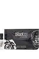 """Туалетная вода Paco Rabanne BLACK XS L""""EXCES INTENSE for Him - vial для мужчин 1 мл"""