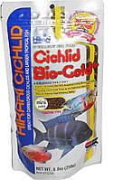 Корм цихлидам Hikari Cichlid Bio-Gold+ ИНТЕНСИВНАЯ окраска mini, 250 г
