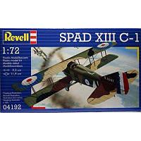 Сборная модель Revell Самолет Spad XIII C-1 1:72 (4192)