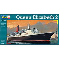 Сборная модель Revell Круизное судно Queen Elizabeth II 1:1200 (5806)