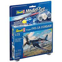 Сборная модель Revell Самолет Vought F4U-1D CORSAIR 1:72 (63983)