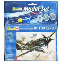 Сборная модель Revell Самолет Messerschmitt Bf-109 1:72 (64160)