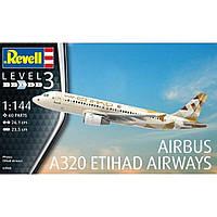 Сборная модель Revell Самолет Airbus A320 Etihad 1:144 (3968)
