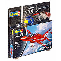 Сборная модель Revell Самолет BAe Hawk T.1 Red Arrows 1:72 (64921)