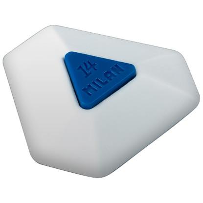 Ластик шестигранный Milan PPM14