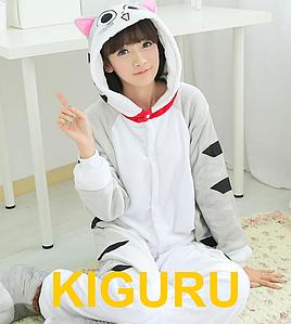 Косплей. Пижама кигуруми кошка