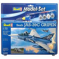 Сборная модель Revell Самолет Saab JAS 39C Gripen 1:72 (64999)
